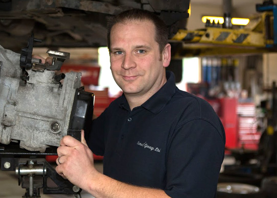 Paul Angus - Canal Garage Boroughbridge