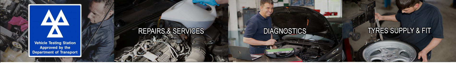 Canal Garage Boroughbridge | Services, Car Repairs